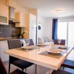 Légkondicionált 4 fős apartman 2 hálótérrel (pótágyazható)