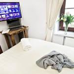 Pokój 1-osobowy z łazienką z telewizorem LCD/plazma