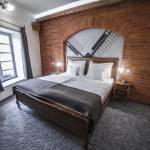 Emeleti Romantik franciaágyas szoba
