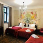 Camera tripla deluxe cu cada (se poate solicita pat suplimentar)