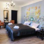 Apartament deluxe familial(a) cu 2 camere pentru 4 pers.