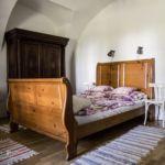 Prizemni Pogled na vrt soba sa francuskim krevetom (za 2 osoba(e))