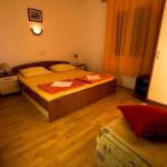 Balkonos Studio 4 fős apartman 1 hálótérrel