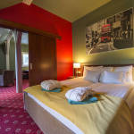 Park View Junior 1-Room Suite for 4 Persons