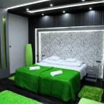 Lux 2 fős apartman 1 hálótérrel (pótágyazható)