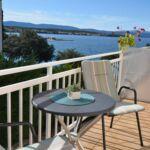 1-Zimmer-Apartment für 2 Personen mit Klimaanlage und Aussicht auf das Meer