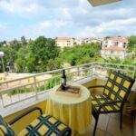 Apartament cu balcon cu aer conditionat cu 1 camera pentru 2 pers. (se poate solicita pat suplimentar)