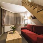 Apartament 3-osobowy Deluxe z 1 pomieszczeniem sypialnianym (możliwa dostawka)