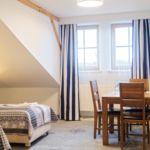 Komfort Standard Plus háromágyas szoba (pótágyazható)