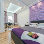 Apartament 4-osobowy Classic z 1 pomieszczeniem sypialnianym