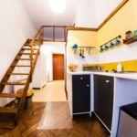 Classic Studio Apartman pro 4 os. s 1 ložnicí
