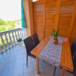 Balkonos légkondicionált 3 fős apartman 2 hálótérrel (pótágyazható)