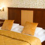Junior Suita s manželskou postelí s 1 ložnicí s výhledem na hrad