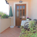 Balkonos légkondicionált 3 fős apartman 1 hálótérrel (pótágyazható)