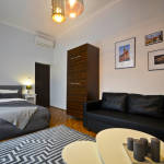 Superior Premium 1-Room Apartment for 4 Persons
