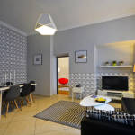 Deluxe Grand 3-Room Apartment for 6 Persons