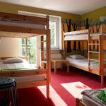 Pokój 5-osobowy Tourist dormitory