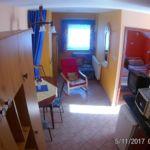 Udvarra néző emeleti 2 fős apartman 1 hálótérrel (pótágyazható)