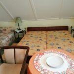 Emeleti Komfort kétágyas szoba