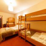 Pokój 4-osobowy Standard Przyjazny podróżom rodzinnym