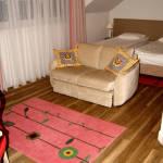 Apartament 4-osobowy Lux Studio z 1 pomieszczeniem sypialnianym