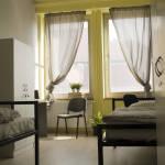 Fürdőszobás Economy kétágyas szoba