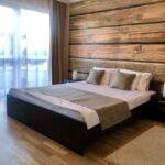 Kerthelyiséggel Családi 4 fős apartman 2 hálótérrel (pótágyazható)