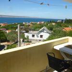 Фемили Двухкомнатный 4-местный апартамент с видом на море