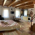 Apartament 4-osobowy Przyjazny podróżom rodzinnym z antresolą z 2 pomieszczeniami sypialnianymi (możliwa dostawka)
