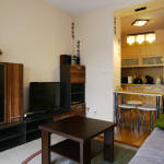U prizemlju Obiteljski apartman za 4 osoba(e) sa 2 spavaće(om) sobe(om)