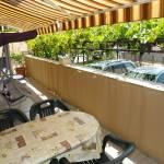 Légkondicionált teraszos 4 fős apartman 2 hálótérrel (pótágyazható)