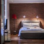 Apartament 4-osobowy Comfort z widokiem na miasto z 1 pomieszczeniem sypialnianym