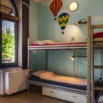 Camera single pat/ rezervabil pe paturi 10 X dormitory
