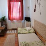 Emeleti légkondicionált egyágyas szoba