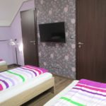 1-Room Air Conditioned Apartment for 3 Persons with LCD/Plasma TV