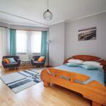 Apartament cu balcon lCD TV cu 1 camera pentru 2 pers.
