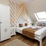 Komfort Štúdio Apartmán s manželskou posteľou s 1 spálňou