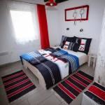Komfort Design 4 fős apartman 2 hálótérrel (pótágyazható)