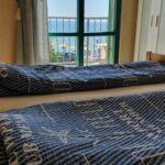 Apartman s klimatizací pro 5 os. se 3 ložnicemi s výhledem na moře