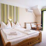 Emeleti Standard franciaágyas szoba (pótágyazható)