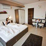 Apartament 2-osobowy Studio z balkonem z 1 pomieszczeniem sypialnianym (możliwa dostawka)