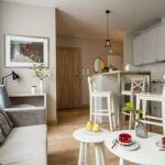 Apartament 2-osobowy Przyjazny podróżom rodzinnym z widokiem na dziedziniec z 1 pomieszczeniem sypialnianym