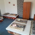Classic Ground Floor 1-Room Apartment for 4 Persons (extra bed available)