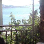 Apartament 4-osobowy parterowy z widokiem na morze (możliwa dostawka)