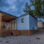 Family Apartman pro 6 os. se 3 ložnicemi s výhledem do zahrady (s možností přistýlky)