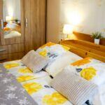 Familie 1-Zimmer-Apartment für 4 Personen mit Balkon