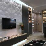 Apartament 4-osobowy Romantyczny Komfort z 2 pomieszczeniami sypialnianymi (możliwa dostawka)
