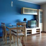 Apartament standard Plus la parter cu 2 camere pentru 5 pers.