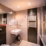 Apartament 2-osobowy Business z klimatyzacją z 1 sypialnią (możliwa dostawka)
