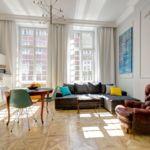 Apartament 6-osobowy Deluxe z widokiem na miasto